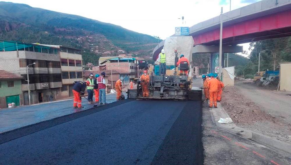 Construcción, Gestión y Mantenimiento de Infraestructura Vial