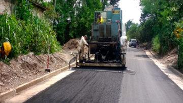 Carretera Pispita - Echarati