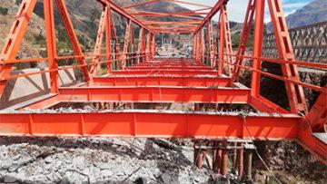 Puente Combapata - Puente Cusipata